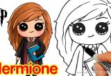Cartoon Drawing Harry Potter How to Draw Hermione Easy Harry Potter Youtube