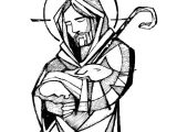 Cartoon Drawing Jesus Pin by Thao O Marry On Chaoa Giaasu Christ Jesus Christ Drawings