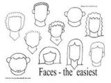 Cartoon Drawing Lessons London 39 Best Faces Images Drawing Cartoon Faces Drawing Cartoons Easy