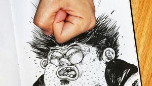 Cartoon Drawing Maker Pin by Mark Yamagata On Badass In 2018 Pinterest Drawings