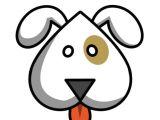 Cartoon Drawing Of A Dog Face How to Draw An Easy Cute Cartoon Dog Via Wikihow Com Tutor Cc