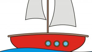 Cartoon Drawing Of A Yacht Cartoon Pictures Cartoon Boats Boat Cartoon Cartoon Boat
