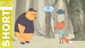 Cartoon Drawing Ted Talk Brene Brown On Empathy Youtube