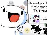Cartoon Drawing Types Drawing New Pokemon Types W Jaiden Animations Youtube