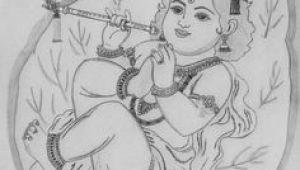 Cartoon Krishna Drawing Krishna Images Coloring Pages Krishna Lord Krishna Krishna Drawing