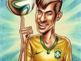 Cartoon Neymar Drawing 284 Best Neymar A A Images In 2019 Football Players