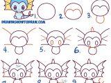 Charmander Drawing Easy How to Draw Cute Kawaii Chibi Vaporeon From Pokemon Easy
