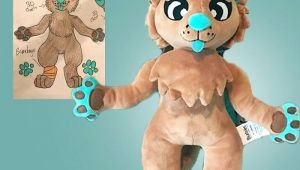 Company that Makes Drawings Into Stuffed Animals This Company Turns Children S Drawings Into Cuddly Plush