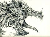 Coolest Drawings Of Dragons Pin by Jessee Robinson On Art Stuff Dragon Cool Dragon Drawings