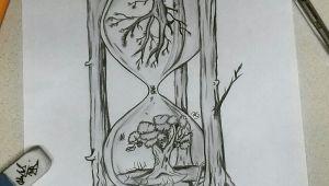 Creative Name Drawing Ideas Creative Hourglass Drawing Hourglass Drawing Pencil