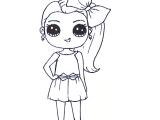 Cute Drawing Jojo Siwa Jojo Siwa Coloring Sheets Free Not Pritable Be Cause I Cant Print It