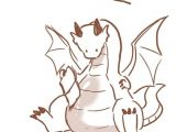 Cute Drawing Of Dragons You Seek Dragons You Say Well You Ve Found them Photo Loves