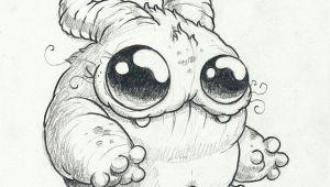 Cute Van Drawing Monster Ik Hou Er Van Aww Scribble Drawings Cute Drawings