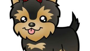 Cute Yorkie Drawing Cute Cartoon Yorkie Stock Photos Images Pictures Clipart