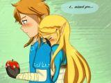 Cute Zelda Drawing 766 Best Zelink Images Videogames Link Zelda Drawings
