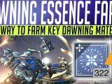 Destiny 2 Easy Drawings Destiny 2 Dawning Essence Farm How to Farm Essence Of Dawning