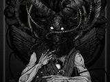 Devil Drawing Tumblr Baphomet Tumblr Tattoo Ideas Art Satanic Art Baphomet