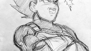 Dragon Ball Z Cartoon Drawing Vegeta Sketch Visit now for 3d Dragon Ball Z Compression Shirts