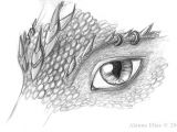 Dragon S Eye Drawing Tutorial Drawn Eye Dragon 6 Ink In 2019 Drawings Dragon Dragon Art