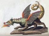 Dragon S Lair Drawing European Dragon Wikipedia