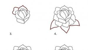 Draw A Rose with Text Pin by Leidy Velez On Dibujos Drawings Tattoos Art Drawings