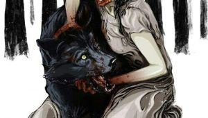 Draw Bloody Wolf Bloody Wolf Dark Art Weird Art Illustration Illustration Art