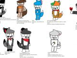 Draw Robot Wolf My Gp Collection by Gwennietheleopard On Deviantart