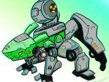 Draw Robot Wolf Random Battleborn Fanart Fan Creations the Official Gearbox