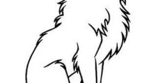 Draw Wolf Outline Wolf Outline to Be Zentangled Art Class In 2019 Wolf Tattoos