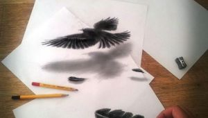 Drawing 3d Illusions 3d Airbrush Drawings Create Mind Blowing Optical Illusions
