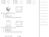 Drawing 3d Shapes Worksheet Shapes Worksheets Free Commoncoresheets