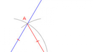 Drawing 60 Degree Angle Compass How to Construct A 60 Degree Angle with Compass and Straightedge or