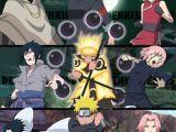 Drawing 7 Hokage the Team 7 Evolution Naruto Sasuke and Sakura by Dennisstelly