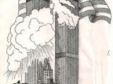 Drawing 9 11 Twin towers Drawing Google Search Don T forget the Day 9 11 2001