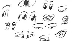 Drawing A Cartoon Eye How to Draw A Eye Easy Step by Step Prslide Com