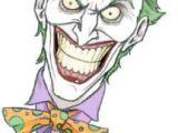 Drawing A Cartoon Joker An Experimental Joker Sketch Created On 9 20 11 Had A Lot Of Fun