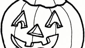 Drawing A Cartoon Pumpkin Blank Pumpkin Coloring Pages Fresh Lovely Coloring Halloween