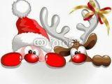 Drawing A Cartoon Reindeer 346 Best Christmas Cartoons Images Easy Drawings Christmas Crafts