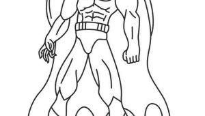 Drawing A Cartoon Superhero Cartoon Coloring Pages Printable Inspirational Free Superhero