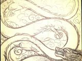 Drawing A Chinese Dragons Chinese Dragon Sketch by Primeval Wings Art Inspiration