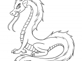 Drawing A Chinese Dragons Free Printable Dragon Coloring Pages for Kids Dragon Sketch