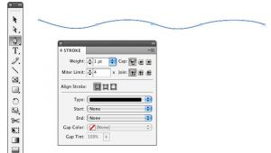 Drawing A Heart In Indesign How to Create A Flag Graphic with Type In Indesign