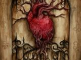 Drawing A Heart On Window Puerta Del Coraza N Hearts Pinterest Medieval Tattoo and Tatting