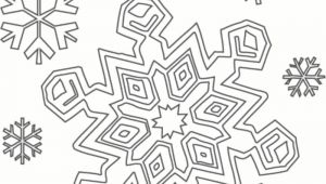 Drawing A Snowflake Coloring Pages Snowflake Coloring Pages Coloringidu Snowflake