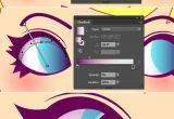 Drawing An Eye In Illustrator Simple Illustrator Designs Studio Design