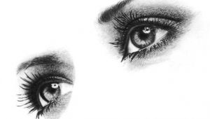 Drawing An Eye In Pencil 60 Beautiful and Realistic Pencil Drawings Of Eyes Drawing Faces