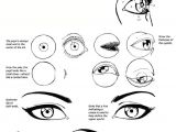 Drawing An Eye Lesson Plan Eye Drawing Step by Step at Getdrawings Com Free for