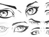 Drawing An Eye Lesson Plan How to Draw Comic Style Eyes Step by Step Robert Marzullo