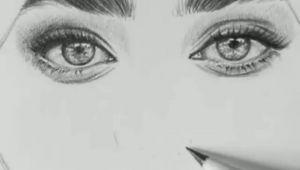 Drawing An Eye Time Lapse Pin by Ghazaleh On Drawing Art Art Drawings Artist