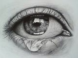 Drawing An Eye with A Pencil Crying Eye Sketch Drawing Pinterest Drawings Eye Sketch and